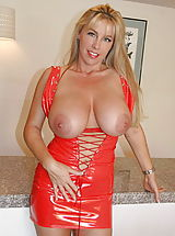 nice tities, Hot Wifey as Escort