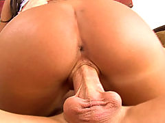 Asian Boobs, Mya Nicole secures her role in the next movie by pleasing the casting directors.