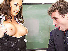 Asian Boobs, Brazzers Video My Boobs Are My Big Assets