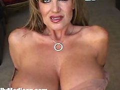 Huge.Tits Vids: The sun is going down so it must be time for me to go down on Ryan! He was working in the backyard and I distracted him. It was too hot to work outside anyway so he enjoyed the invite. I barely spoke a word to him. I jut used my body language to let...
