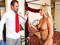 Busty Babes, Brazzers A friend in Need...