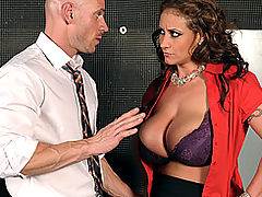 Brazzers Porn Booby With The Chance Of Showers
