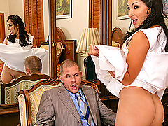 Big Tits Fetish, Brazzers Wedding Crazzers Part 1