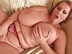 Busty Babes, Huge tits and pussy rubbing