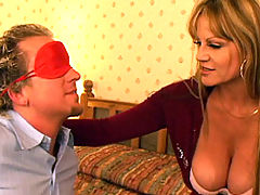 Content of Brandie May - Brandie had the classic case of cheater's revenge. Kelly knew the perfect candidate for her to relieve some of her sexual anxiety. Just to make sure Brandie didn't change her mind, Kelly hand cuffed her to a chair and...