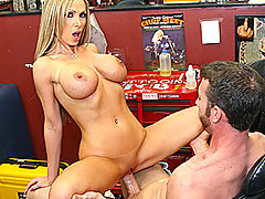 Bigtits Officesex, Free Brazzers nikki benz