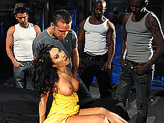 Group Sex, Brazzers Free Say Hi to your Husband for Me: Part 4