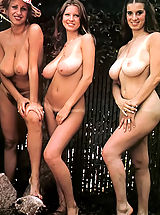 nice tities, Retro Style Ladies