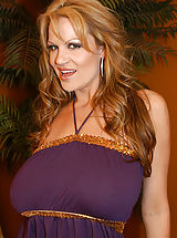 Kelly Madison gets a cream pie!