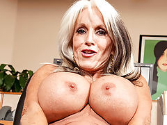 nice breasts, Sally D Angelo