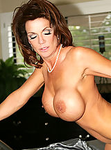 Bouncing Boobs, Kelly Madison, Ryan Madison and Deauxma 1