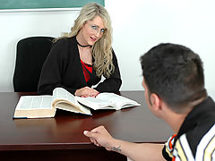 Bigtits Officesex, Lori Lust & Anthony Rosano as Sexy Teacher