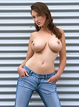 nice titts, Ashley in Modern Times