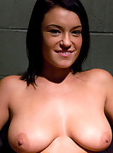 Big Tits Fetish, Devi Emerson plays a bitchy inmate in need of serious correction