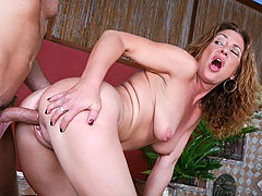Hairy Pussy, Will Powers & Alex Nevada in Fucking Hot Moms