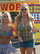 Asian Pics: Jessica Moore and Kelly Madison 2