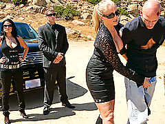 Busty Teen, Brazzers Porn Milfland Security 2: The Drop-off