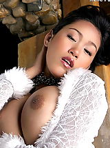 Busty Teens, Asian Women irene fah a4y 03 bigtits hanging lingerie