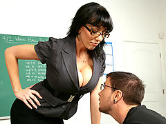 Alia Janine & Dane Cross as Sexy Teacher