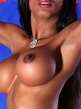 Big Busty, Hot Babes of Action Girls