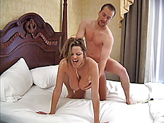 Busty Hairy Movies, What happens when you get two incredibly horny people together in a strange hotel room with a bottle of massage oil? A Fucking Great Time, thats what you get! And that we did. It was so much fun pouring oil all over each others hot bodies...