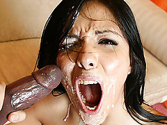 Big Cock, Young 18 year old slut gets her tight pussy fucked hard