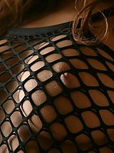 Big Ass, Yoko Yoshikawa sexy teen model in fishnet stockings is sexy and hot