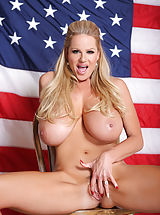 Kelly Madison, Kelly Madison in Great American Breast #1