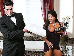 Brazzers Videos Wet Boobies On A Blind Date
