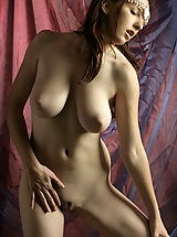 WoW nude sarah sheer natural breasts