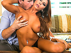 Hard Nipples, Brazzers Video Finding the Perfect Fuck