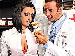 Busty Babes, Brazzers Passwords Pharmabootycals