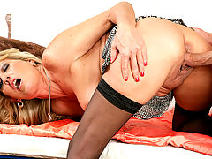 Bridgett Lee & Bill Bailey in Fucking Hot Moms